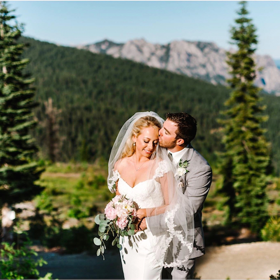Castle Crags wedding