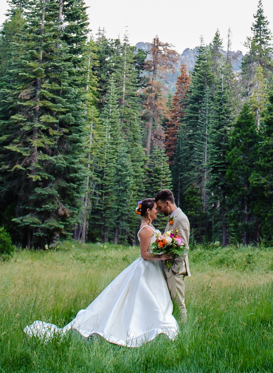meadow wedding